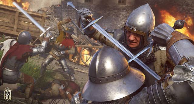 La desarrolladora de Kingdom Come: Deliverance ya tiene prevista una secuela