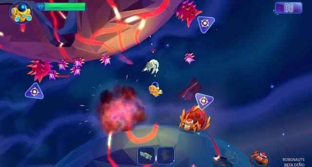 QubicGames anuncia que Robonauts se sumará al catálogo de Switch