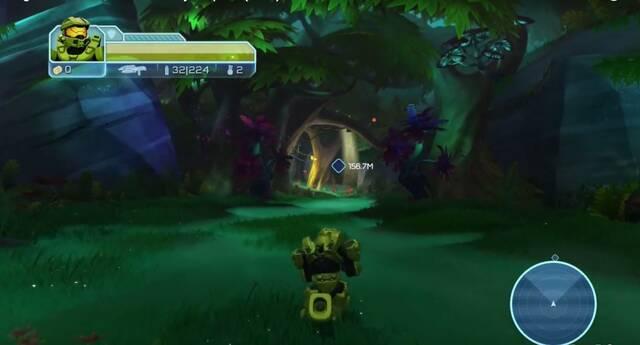 Muestran cómo era Mega Blocks Halo, un proyecto cancelado para Xbox 360