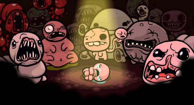 The Binding of Isaac: Afterbirth + podría llegar a Nintendo Switch