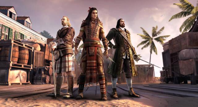 El nuevo contenido descargable para Assassin's Creed III se deja ver en nuevas im�genes