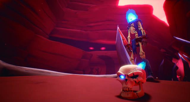 Así progresa Disembodied, uno de los semifinalistas de los premios PlayStation