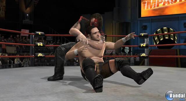 E3: Nuevas imágenes de TNA Impact!