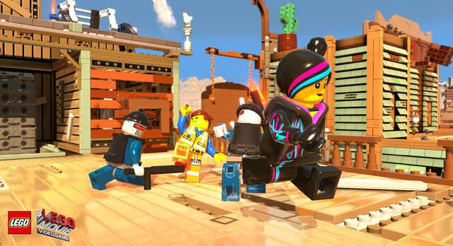 Anunciado The LEGO Movie Videogame