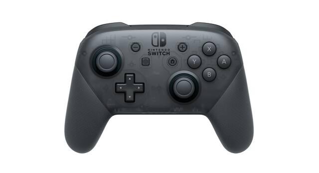 El mando Pro de Nintendo Switch funciona en PC