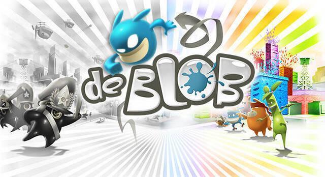 de Blob llega hoy a One y PS4 en su versión remasterizada