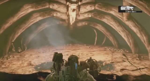 Descubren un 'easter egg' en Gears of War 3 cinco años después de su lanzamiento