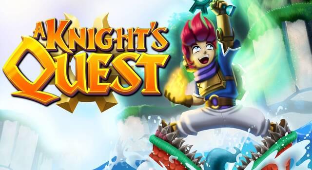 El juego de aventuras A Knight's Quest se presentará en Gamescom