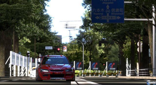 TGS: Nuevas im�genes de Gran Turismo 5