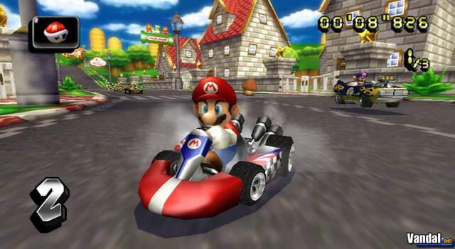 Mario Kart Wii iba a tener misiones, como en la entrega de Nintendo DS