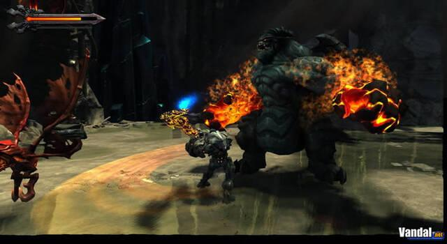 Anunciado Darksiders; primeras imágenes