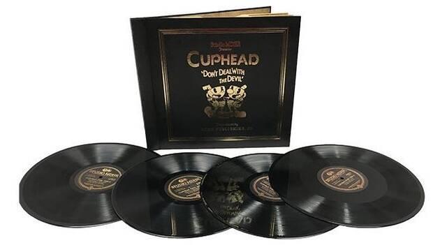 La banda sonora de Cuphead llega en formato vinilo