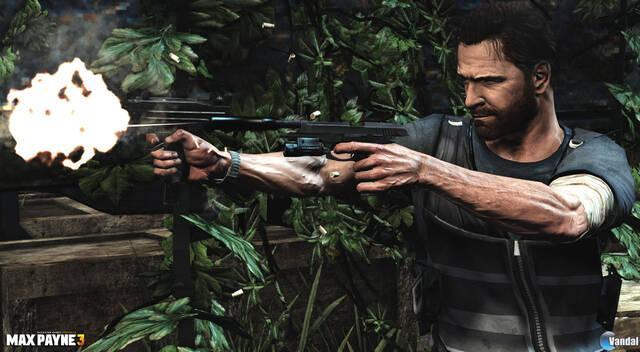 Se muestran tres imágenes nuevas de Max Payne 3