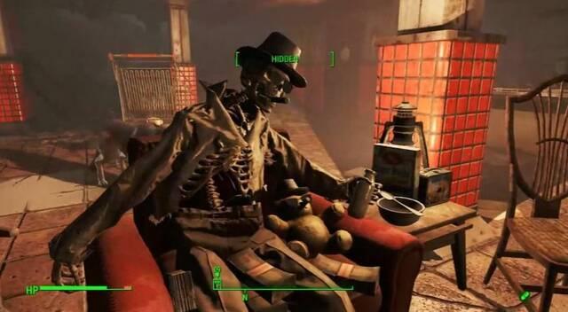 Un jugador explora Fallout 4 al completo tras 750 horas de juego