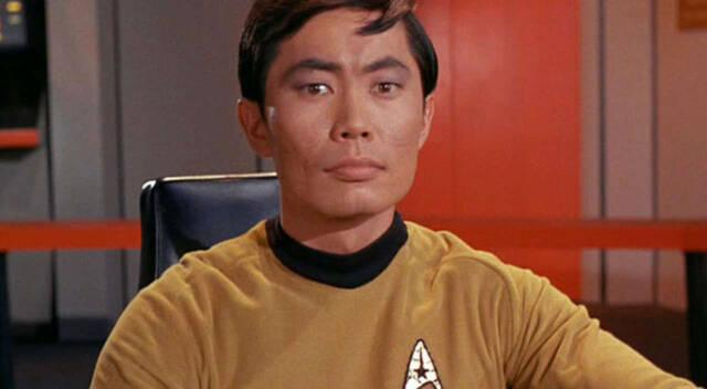 El actor de 'Star Trek' George Takei se une a un estudio de desarrollo de juegos