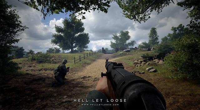 Hell Let Loose, la Segunda Guerra Mundial con batallas de 100 jugadores