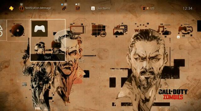 El artista de Metal Gear Solid realiza ilustraciones para Call of Duty