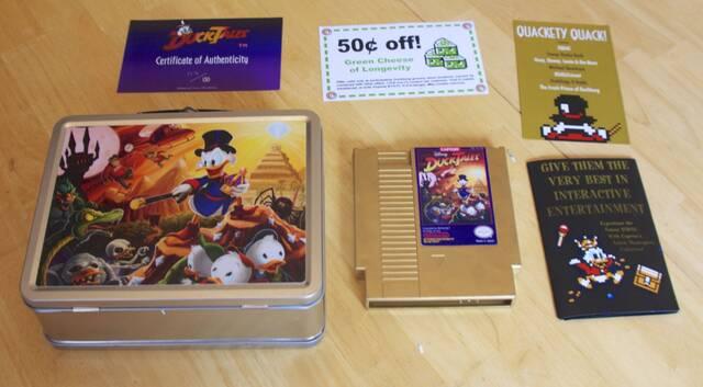 Capcom promociona DuckTales con una reedición del original para la prensa