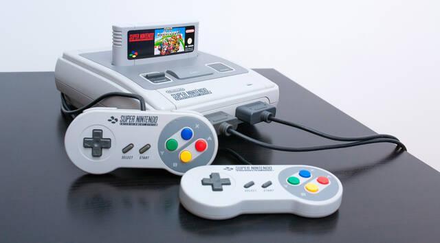 Nintendo lanzará Super Nintendo Mini estas Navidades, según rumores