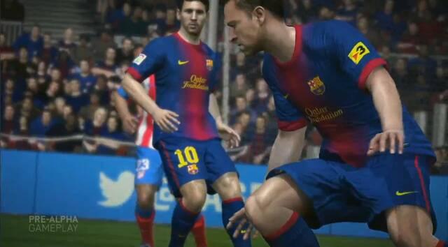 FIFA 14 se luce en el E3