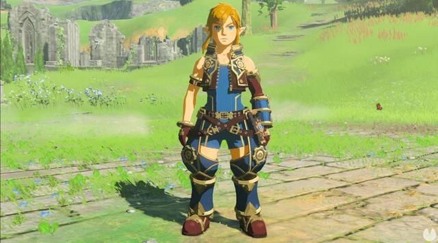 La misión de Xenoblade Chronicles 2 ya está en Zelda: Breath of the Wild