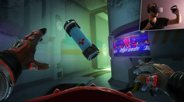Space Junkies estrenará el motor de realidad virtual de Ubisoft