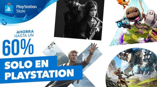 Los descuentos 'Solo en PlayStation' arrancan hoy en PlayStation Store
