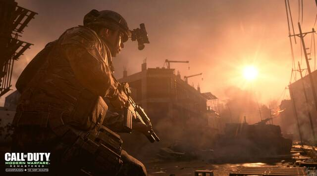 Anunciados los requisitos mínimos de Call of Duty: Modern Warfare Remastered en PC