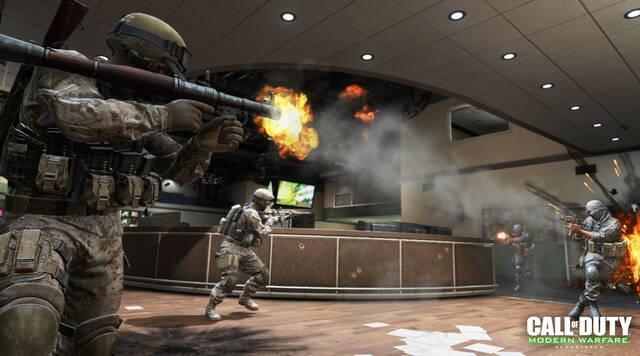 Call of Duty: Modern Warfare Remastered recibe el modo Demolition