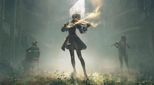 Los suscriptores japoneses de PS Plus recibirán el concierto de NieR: Automata
