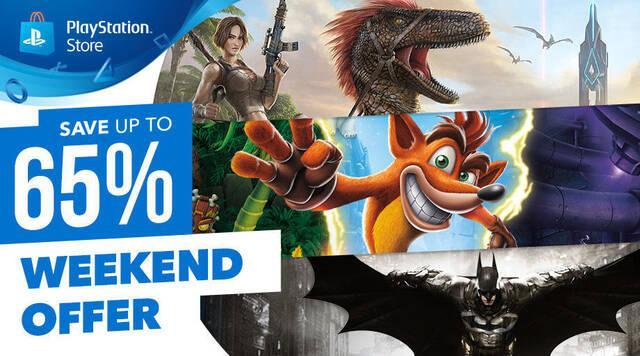 Tekken 7, Crash Bandicoot y ARK, entre las ofertas de PS Store