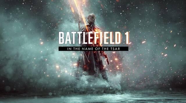 La expansión de Battlefield 1 In The Name Of The Tsar saldrá el 5 de septiembre