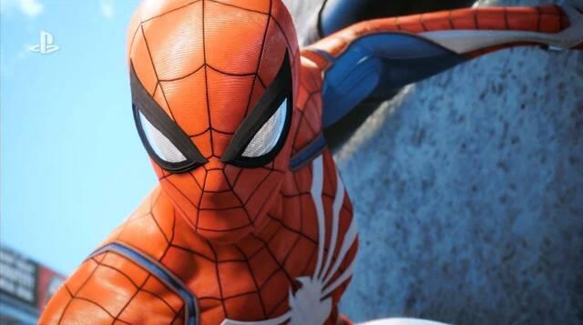 Así se está creando el juego de Spider-Man para PS4