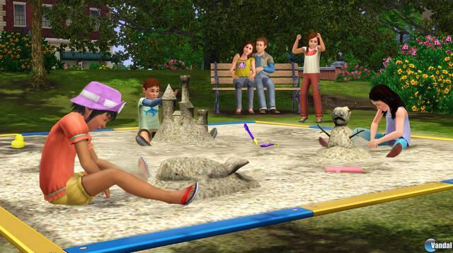 Nuevos detalles e imágenes de Los Sims 3: ¡Menuda familia!