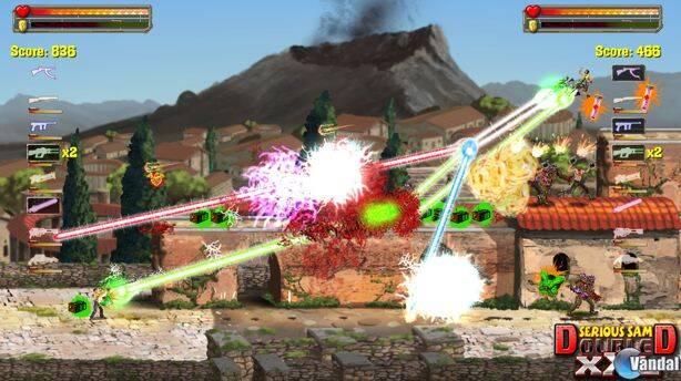 Serious Sam 3: BFE llegará digitalmente a Xbox 360