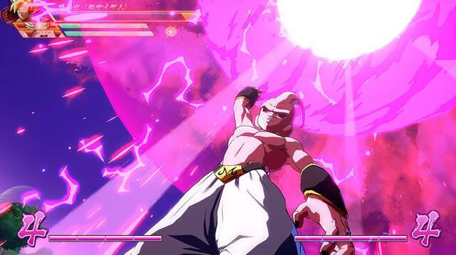Kid Buu se presenta en un nuevo tráiler de Dragon Ball FighterZ