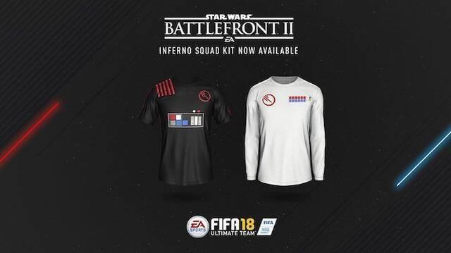 La Fuerza de Battlefront II se extiende por otros títulos de EA