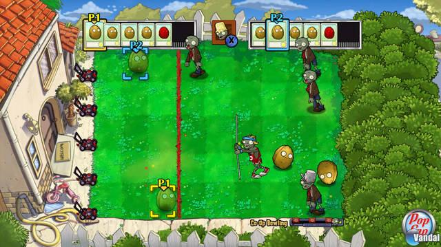 Primeras imágenes y vídeo de Plants vs Zombies para Xbox Live Arcade