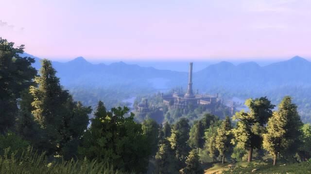 El mod 'Skyblivion' presenta nuevas imágenes