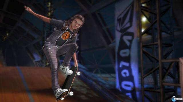 Primeras im�genes de Tony Hawk: Shred