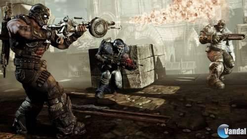 Nuevas imágenes e ilustraciones de Gears of War 3