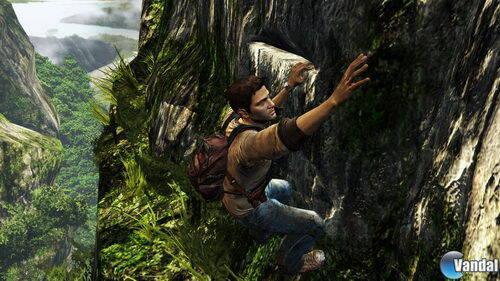 Nuevas imágenes de Uncharted: Golden Abyss para PSP 2
