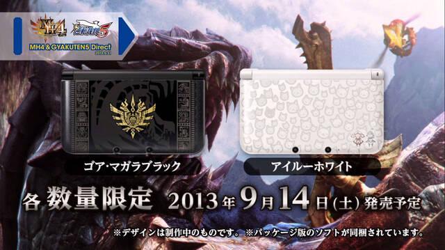 Monster Hunter 4 llega a Japón el 14 de septiembre