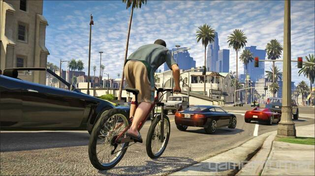19 imágenes nuevas de Grand Theft Auto V