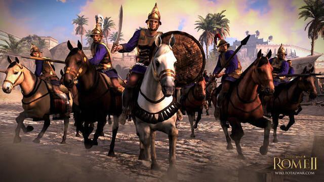 Anunciado el primer contenido descargable para Total War: Rome II