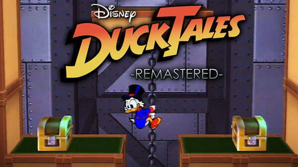 Anunciado DuckTales Remastered