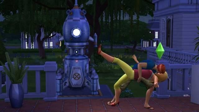 Los Sims 4 será un juego offline y sin DRM