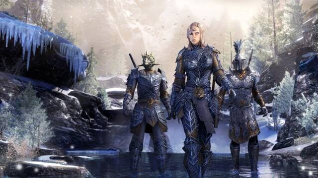 The Elder Scrolls Online recibe soporte HDR para Xbox One S