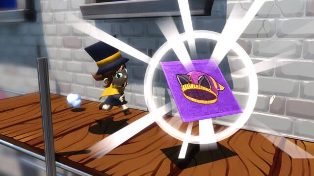 A Hat in Time se muestra en vídeo