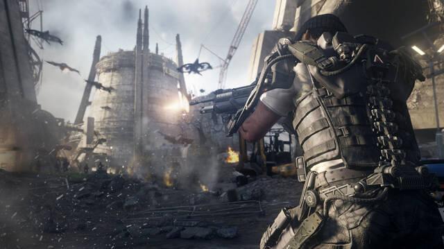Activision presenta de manera oficial  Call of Duty: Advanced Warfare